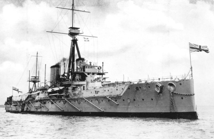 10th February 1906: The launch of HMS Dreadnought