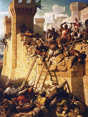 18th May 1291: Siege of Acre signals end of Crusader influence