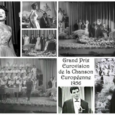 24th May 1956: 1st Eurovision Song Contest takes place in Switzerland