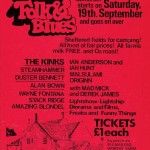 Glastonbury flyer 1970