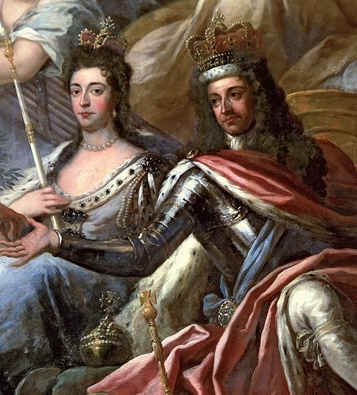 13th February 1689: William and Mary become co-regents