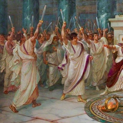 15th March 44BCE: Assassination of Julius Caesar