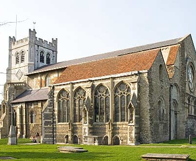 23rd March 1540: Waltham Abbey last to be dissolved by Henry VIII