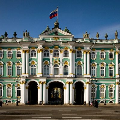 27th May 1703: The foundation of St Petersburg by Tsar Peter the Great