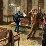Assassination of President James Garfield