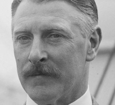 Cecil Chubb, owner of Stonehenge