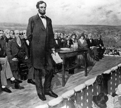 6th November 1860: Abraham Lincoln elected as the 16th President of the USA