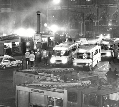 Kings Cross Fire