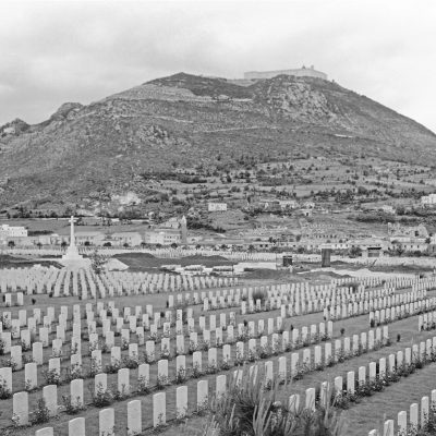 17th January 1944: Allies launch the Battle of Monte Cassino during the Second World War