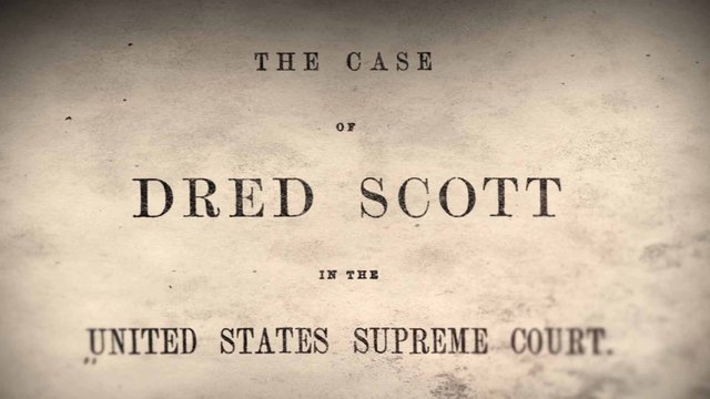 6th March 1857: The US Supreme Court made its ruling in the Dred Scott case | HistoryPod