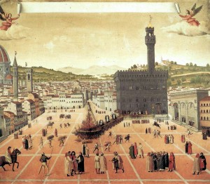 Savonarola's Trial by Fire