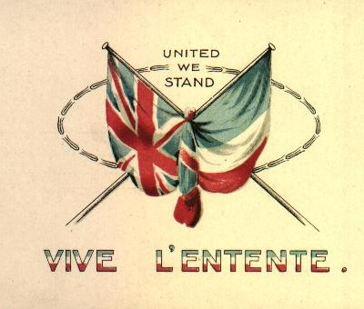8th April 1904: France and Britain sign the Entente Cordiale