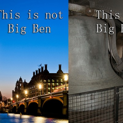 10th April 1858: The 'Big Ben' bell cast in Whitechapel
