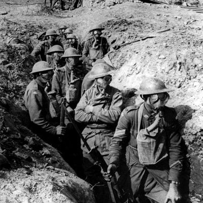 22nd April 1915: Chlorine gas marks start of 2nd Battle of Ypres