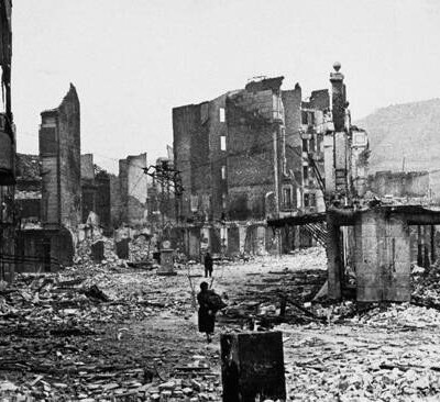 26th April 1937: Guernica is bombed by the Nazi Condor Legion