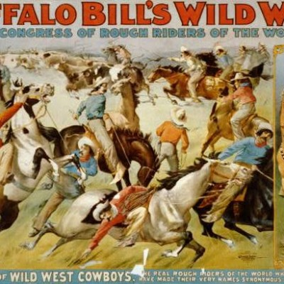 9th May 1887: Buffalo Bill's Wild West Show opens in London
