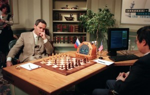 Deep Blue vs Garry Kasparov