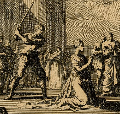 19th May 1536: Execution of Anne Boleyn in the Tower of London | HistoryPod