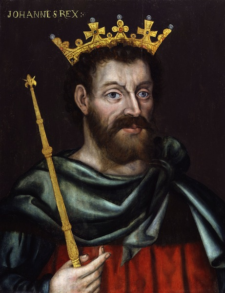 27th May 1199: Coronation of King John in Westminster Abbey | HistoryPod