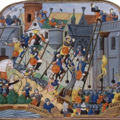 29th May 1453: The Fall of Constantinople