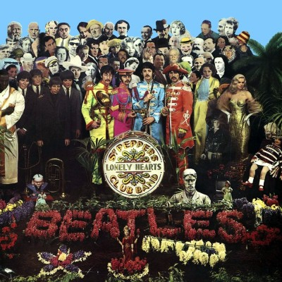 1st June 1967: The Beatles release Sgt Pepper's Lonely Hearts Club Band