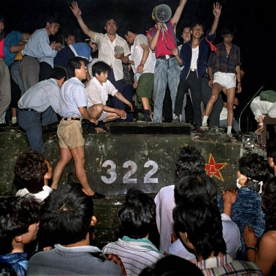 3rd June 1989: Start of the Tiananmen Square massacre