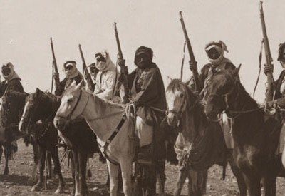 10th June 1916: Battle of Mecca signals the start of the Arab Revolt