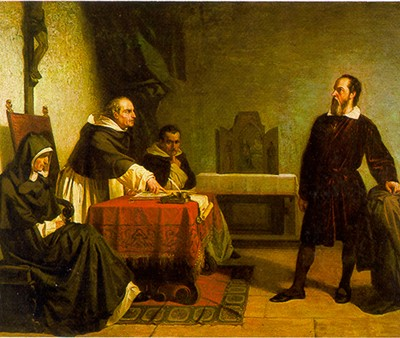 22nd June 1633: Galileo forced to recant his belief in heliocentrism