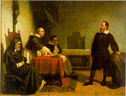 22nd June 1633: Galileo forced to recant his belief in heliocentrism   HistoryPod