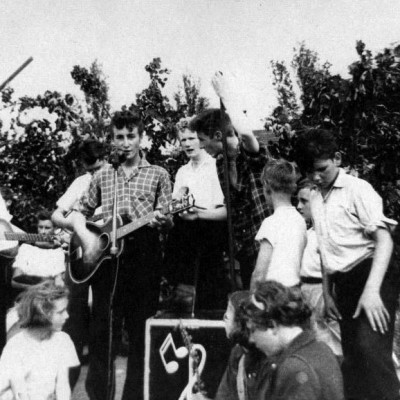 6th July 1957: Lennon and McCartney meet for the first time
