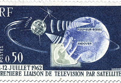 11th July 1962: World's first satellite TV broadcast using Telstar