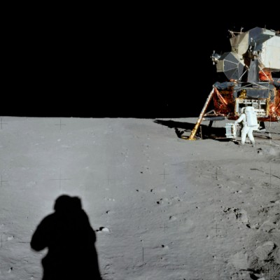 20th July 1969: Apollo 11 lands on the moon