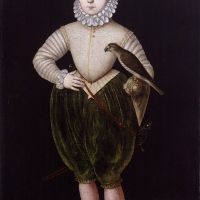 29th July 1567: James VI crowned King of Scotland aged 13 months
