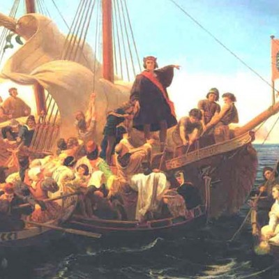 3rd August 1492: Christopher Columbus sets sail from Spain