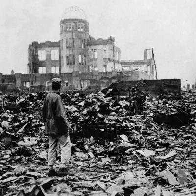 6th August 1945: The USA drops an atomic bomb on Hiroshima