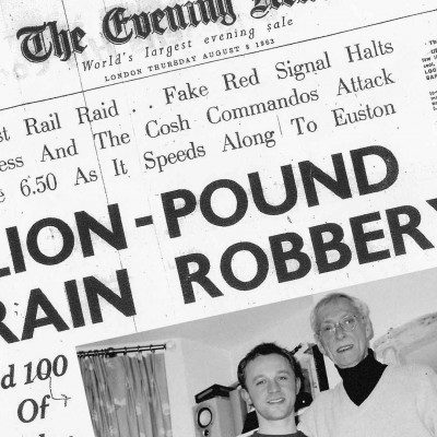 8th August 1963: The Great Train Robbery takes place