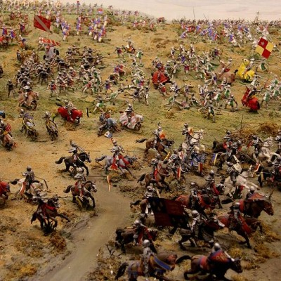 22nd August 1485: Richard III killed at the Battle of Bosworth