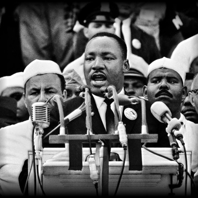28th August 1963: Martin Luther King Jr declares 'I Have a Dream'