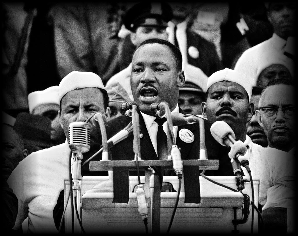28th August 1963 Martin Luther King Jr Declares I Have A Dream