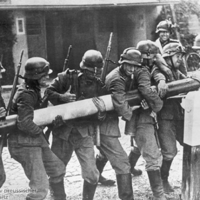 1st September 1939: Nazi Germany invades Poland