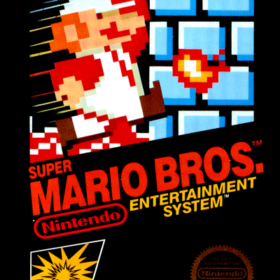 13th September 1985: Super Mario Bros. video game released