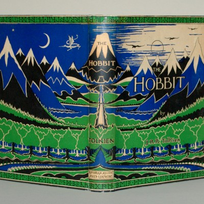 21st September 1937: The Hobbit by J.R.R. Tolkien is first published