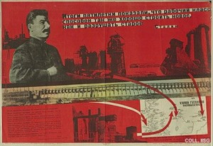 USSR First Five Year Plan