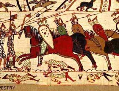 14th October 1066: Battle of Hastings fought on Senlac Hill