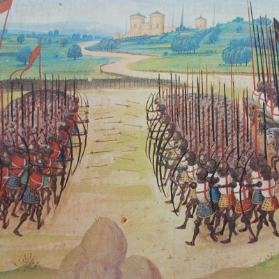 25th October 1415: The Battle of Agincourt is fought