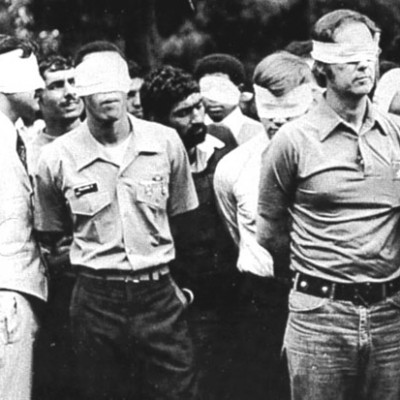 4th November 1979: The Iran hostage crisis begins