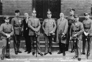 Beer Hall Putsch Munich