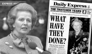 Thatcher leadership challenge