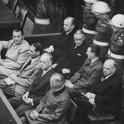 20th November 1945: First Nuremberg Trial begins