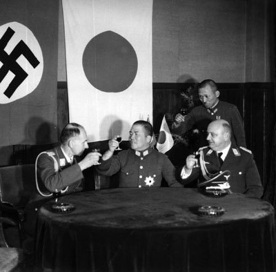 25th November 1936: Anti-Comintern Pact signed by Germany and Japan